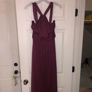 David's Bridal Bridesmaid Dress (NWT)
